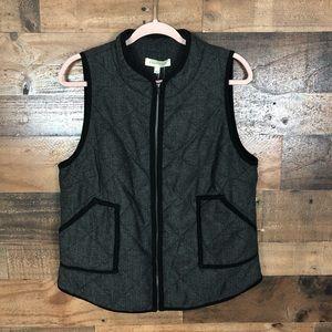 41 hawthorn zip up vest